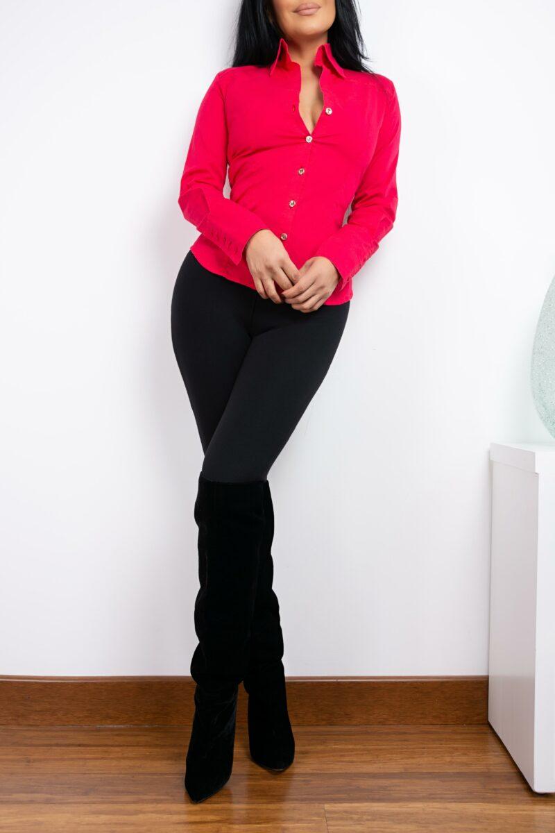 Camisa Slimfit Be You By Natasha Fonte 4