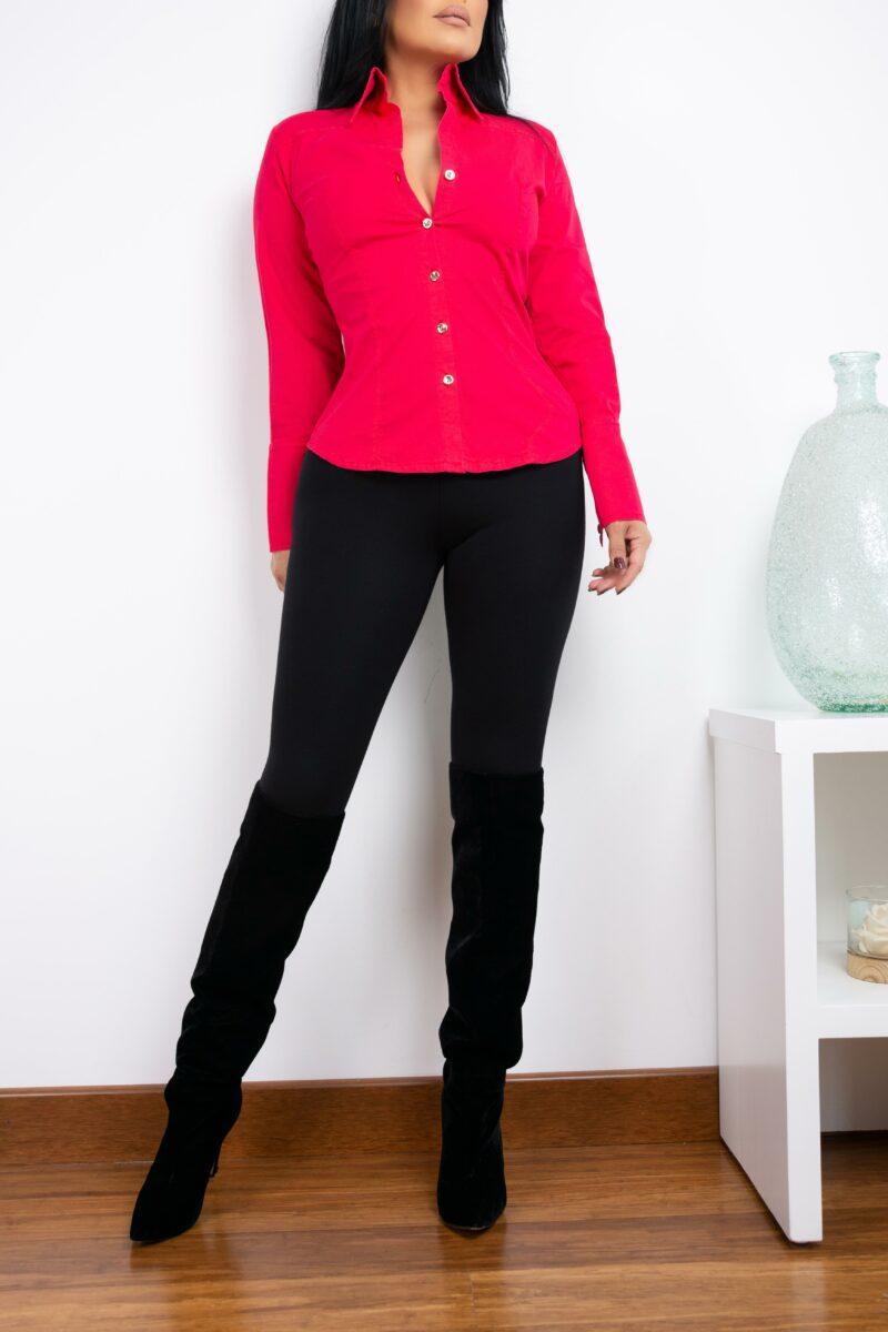 Camisa Slimfit Be You By Natasha Fonte 7