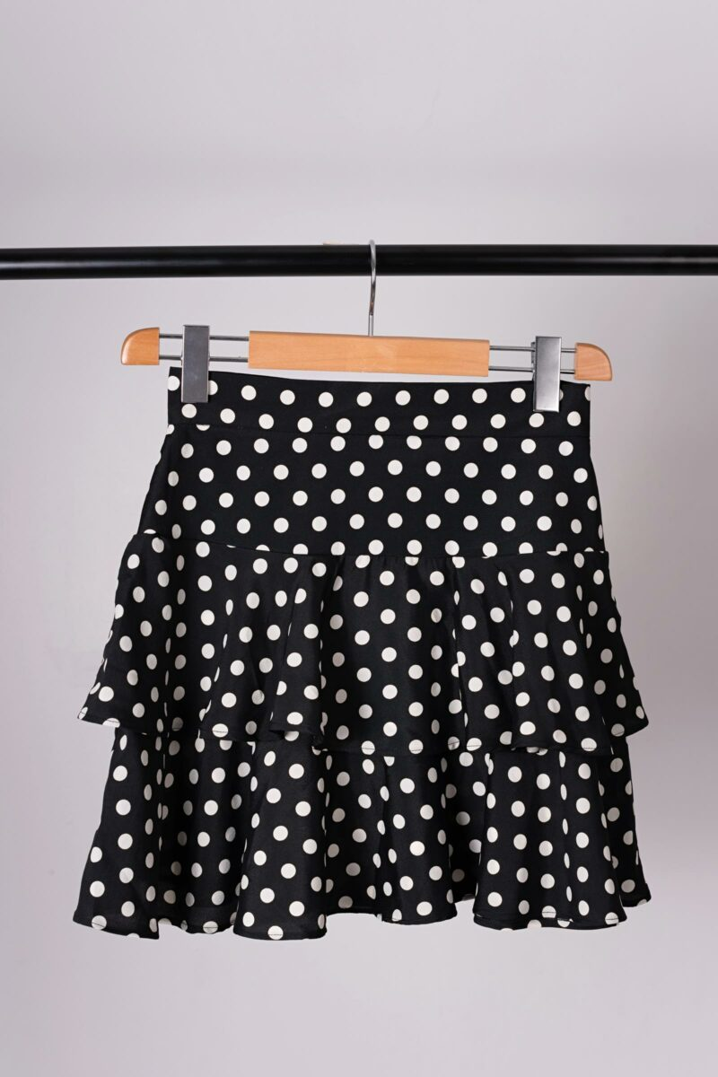 Falda Polka Dots Be You By Natasha Fonte 6