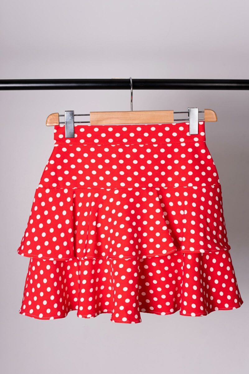 Falda Polka Dots Be You By Natasha Fonte 7