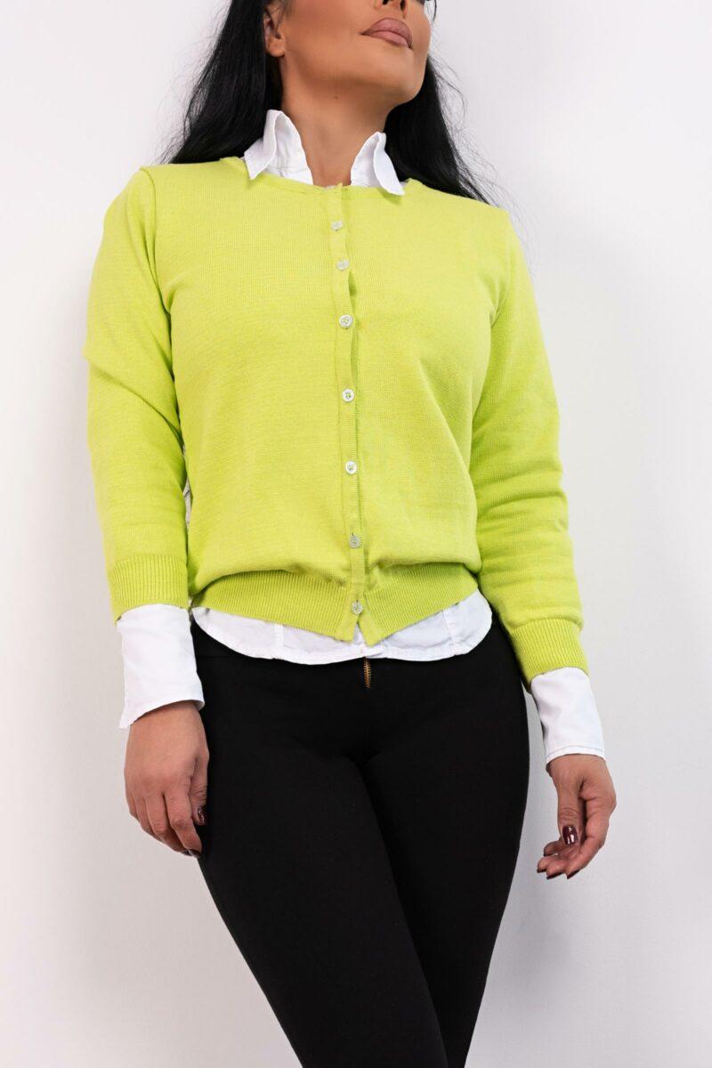 Saco Neon Verde