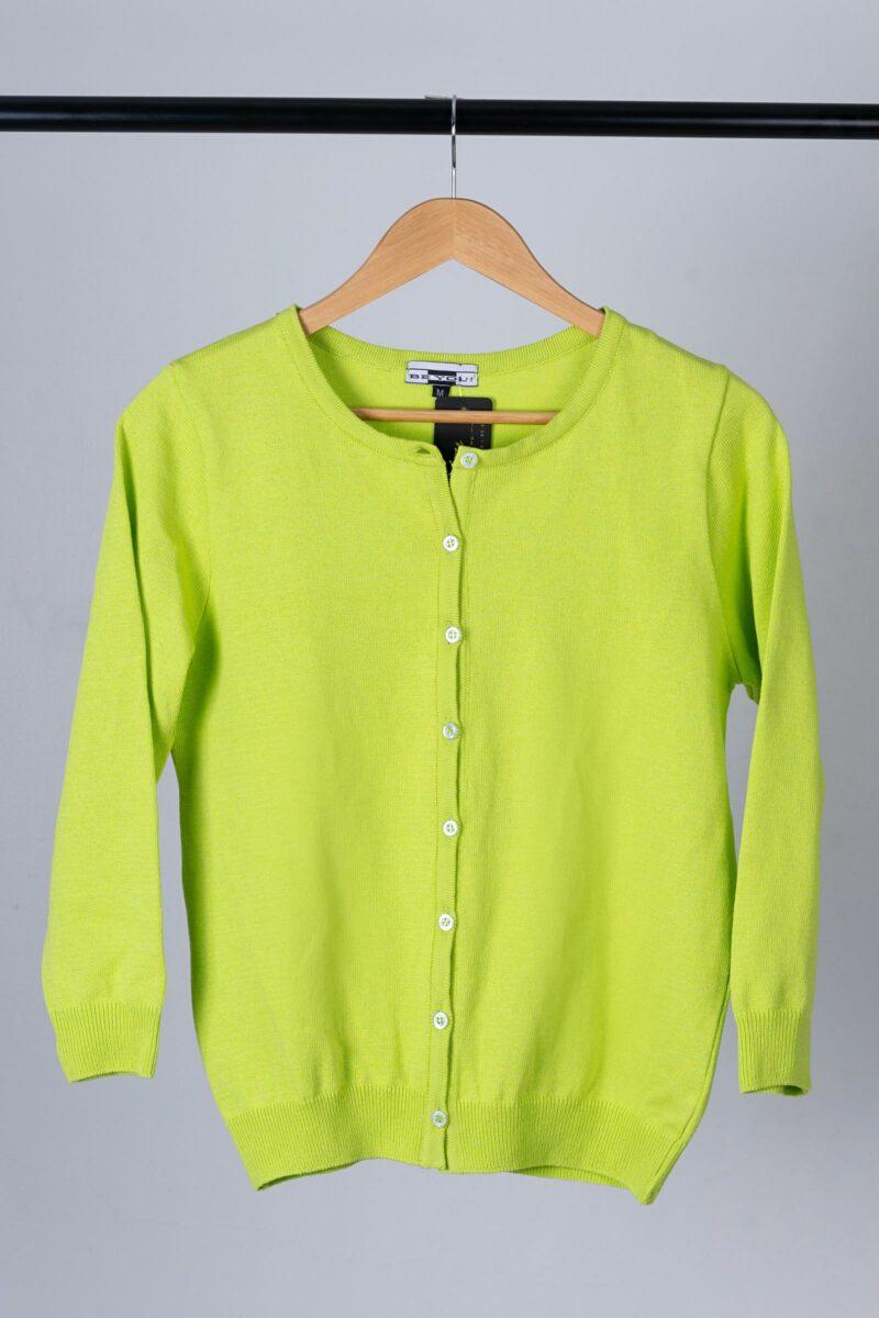 Saco Neon Verde2